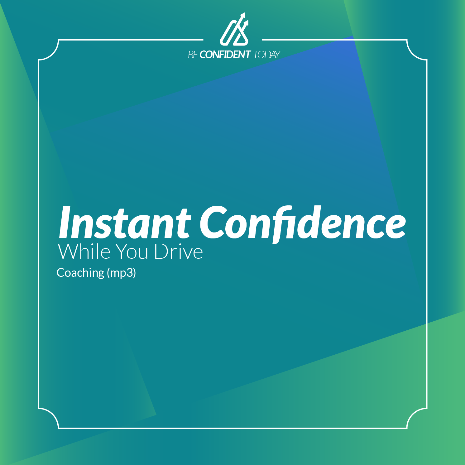 Cover photo of: Instant Confidence While you Drive